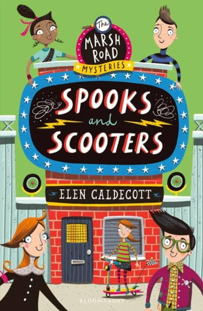 Spooks and Scooters