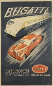 Bugatti advert